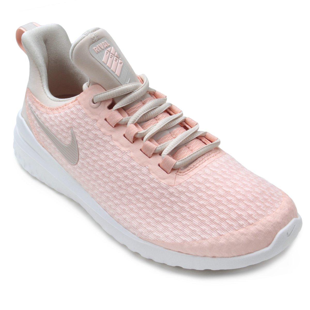 9473f09e01 Tênis Nike Renew Rival Feminino - Coral - Compre Agora