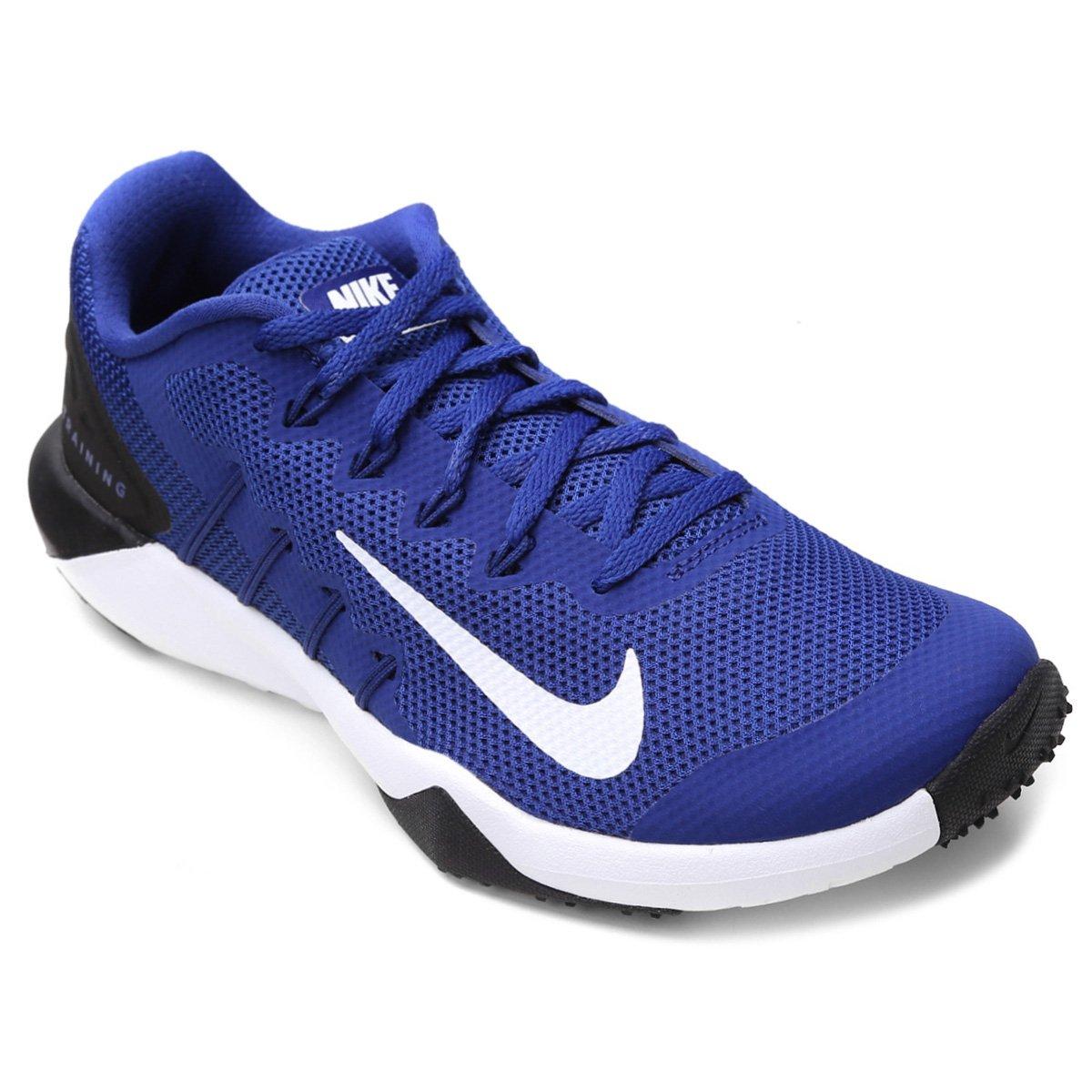 70ec90662a0 Tênis Nike Retaliation Tr 2 Masculino - Azul Escuro - Compre Agora ...