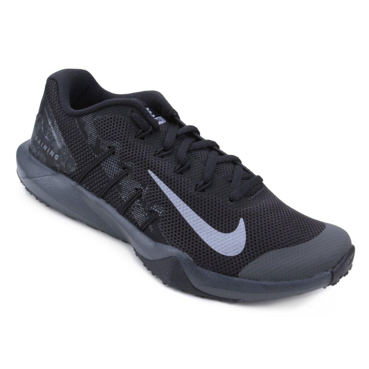 353794700 Tênis Nike Retaliation Tr 2 Masculino - Preto e Cinza | Shop Timão