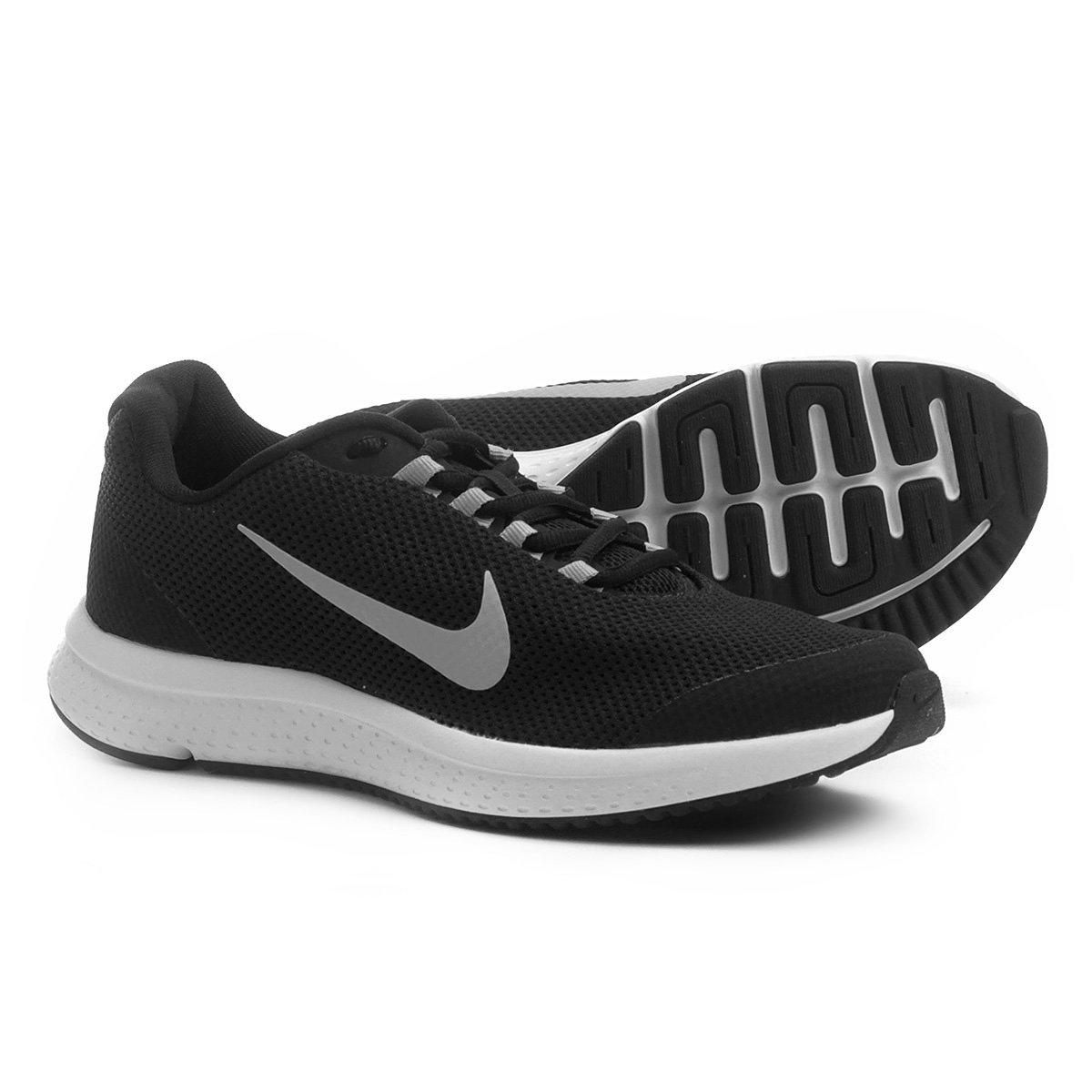Tênis Nike Runallday Masculino - Preto e Branco - Compre Agora ... eeb34165b9c