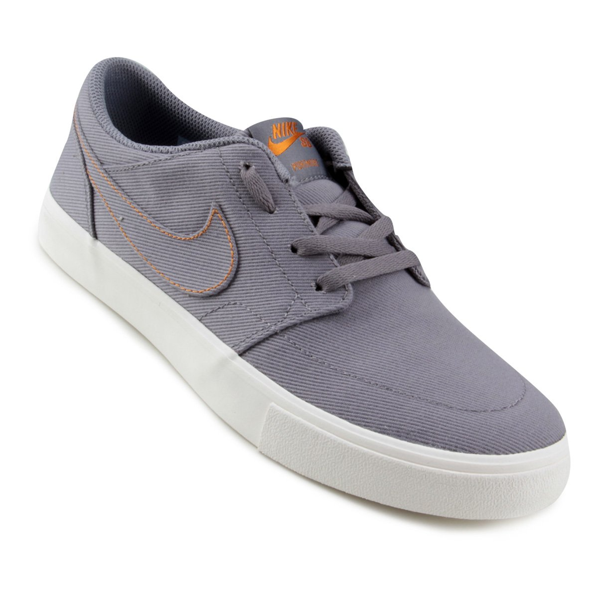 quite nice various colors outlet store Tênis Nike SB Solarsoft Portmore II Feminino - Cinza