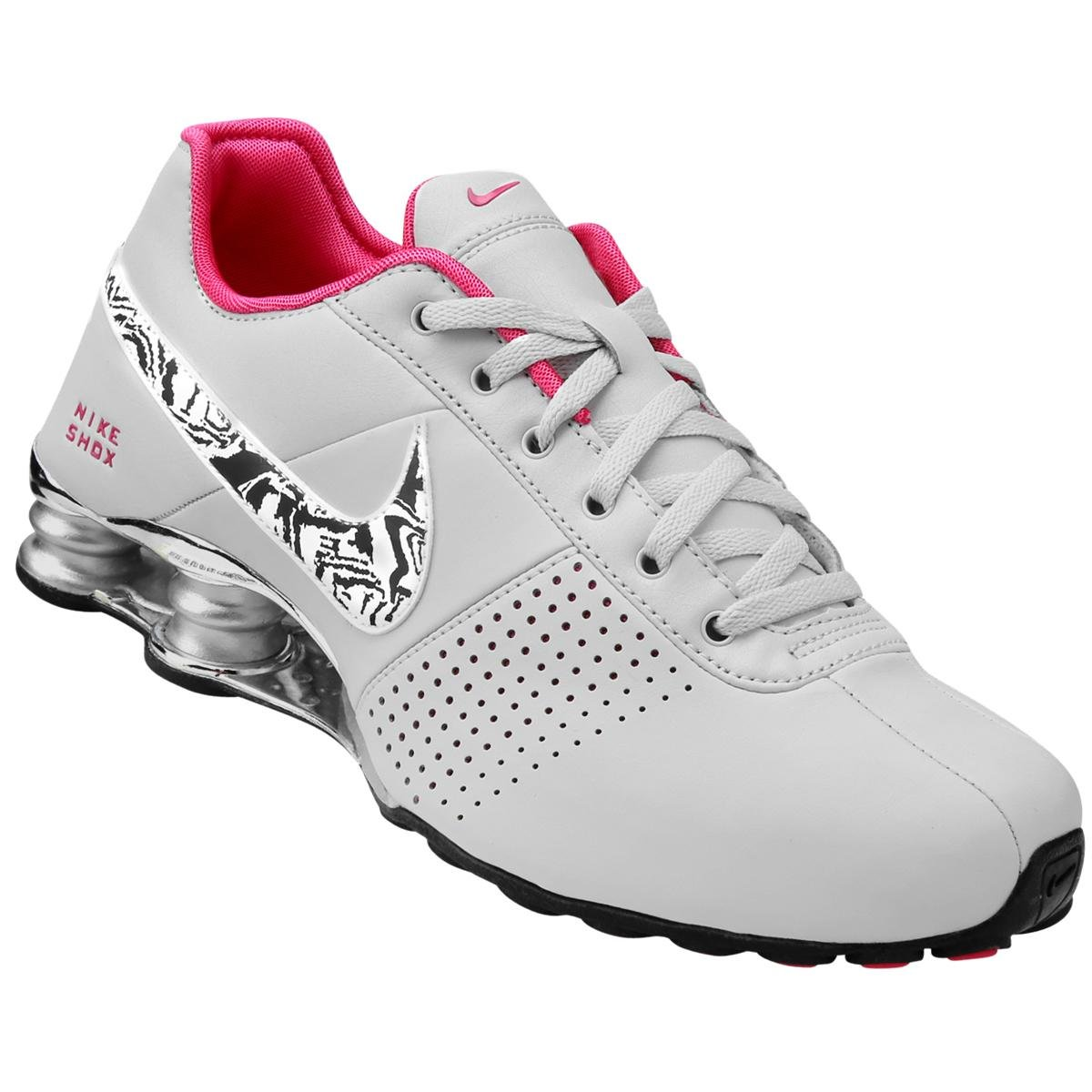 nike shox deliver pink