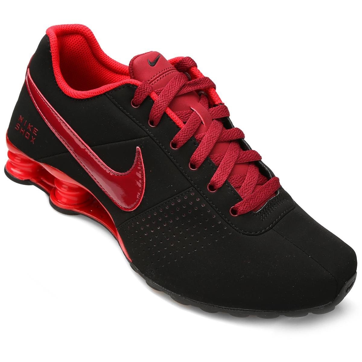 347cf512ce8 ... purchase tênis nike shox deliver vermelho tênis nike shox deliver  vermelho escuro e . ...