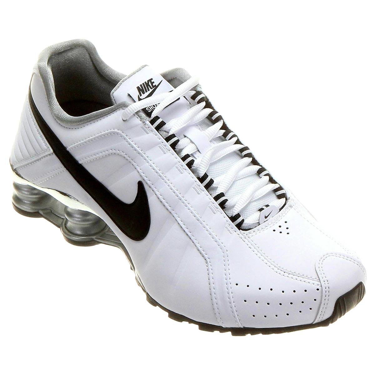 on sale 8079b 3b8c1 Tênis Nike Shox Junior   Shop Timão