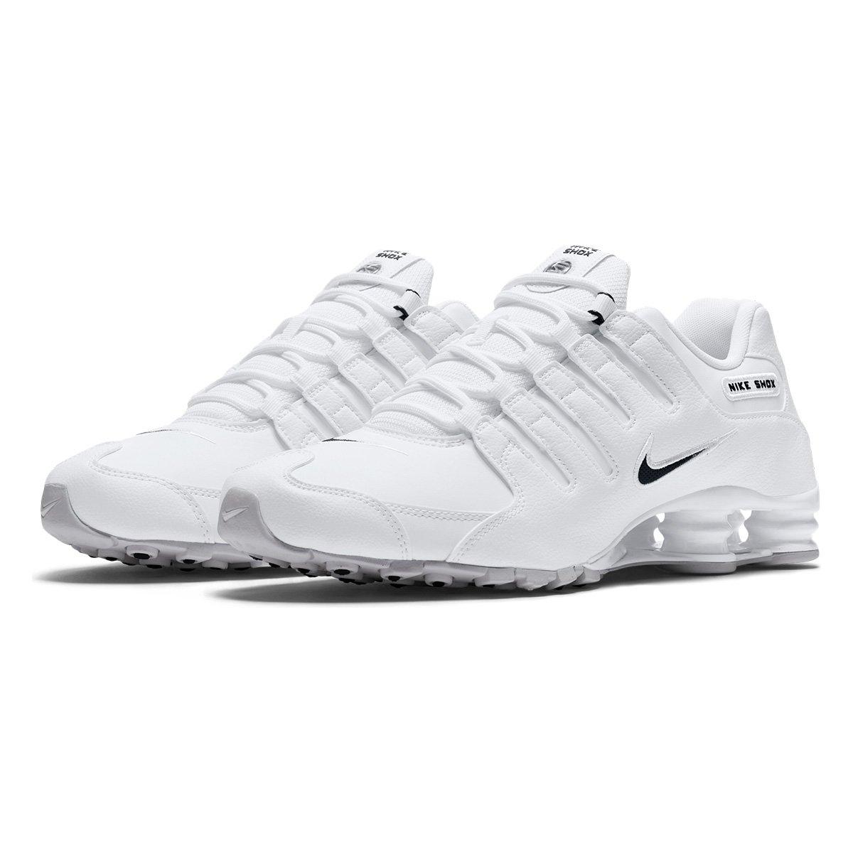 3ec9ddf718 Tênis Nike Shox Nz Eu Masculino - Branco - Compre Agora