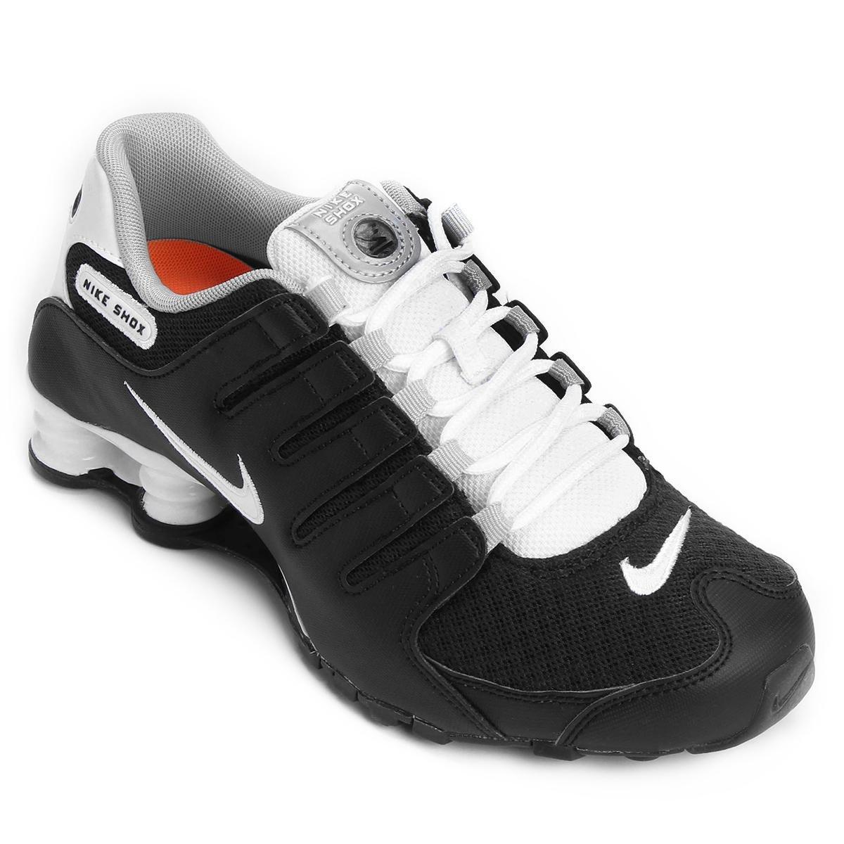 e6e6c0127d8 Tênis Nike Shox Nz Se - Preto e Branco - Compre Agora