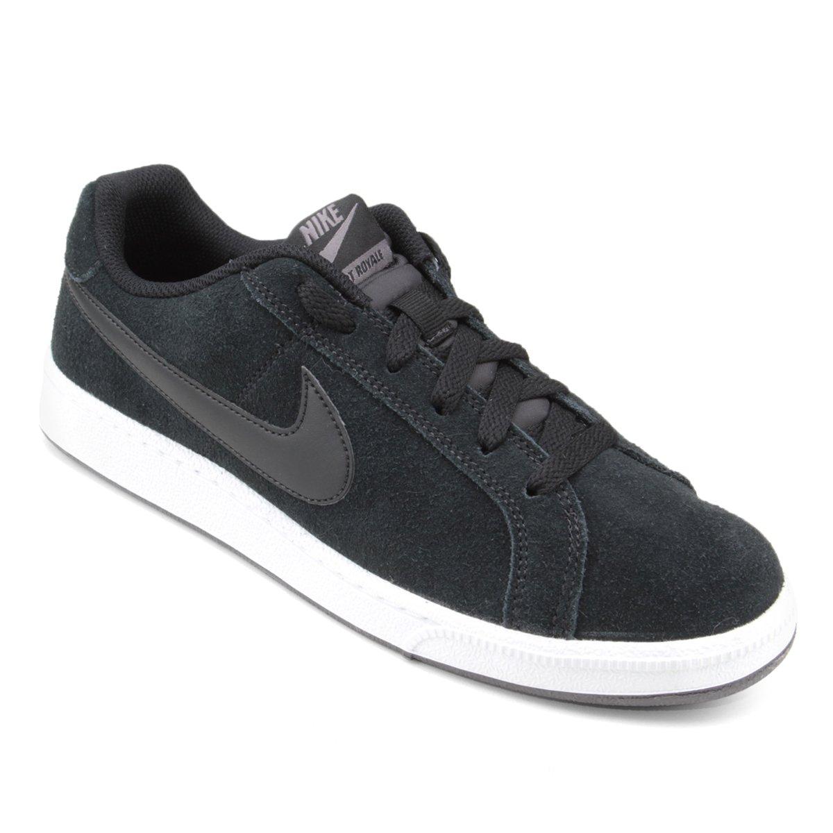 Tênis Nike Wmns Court Royale - Preto - Compre Agora  1db149512d762