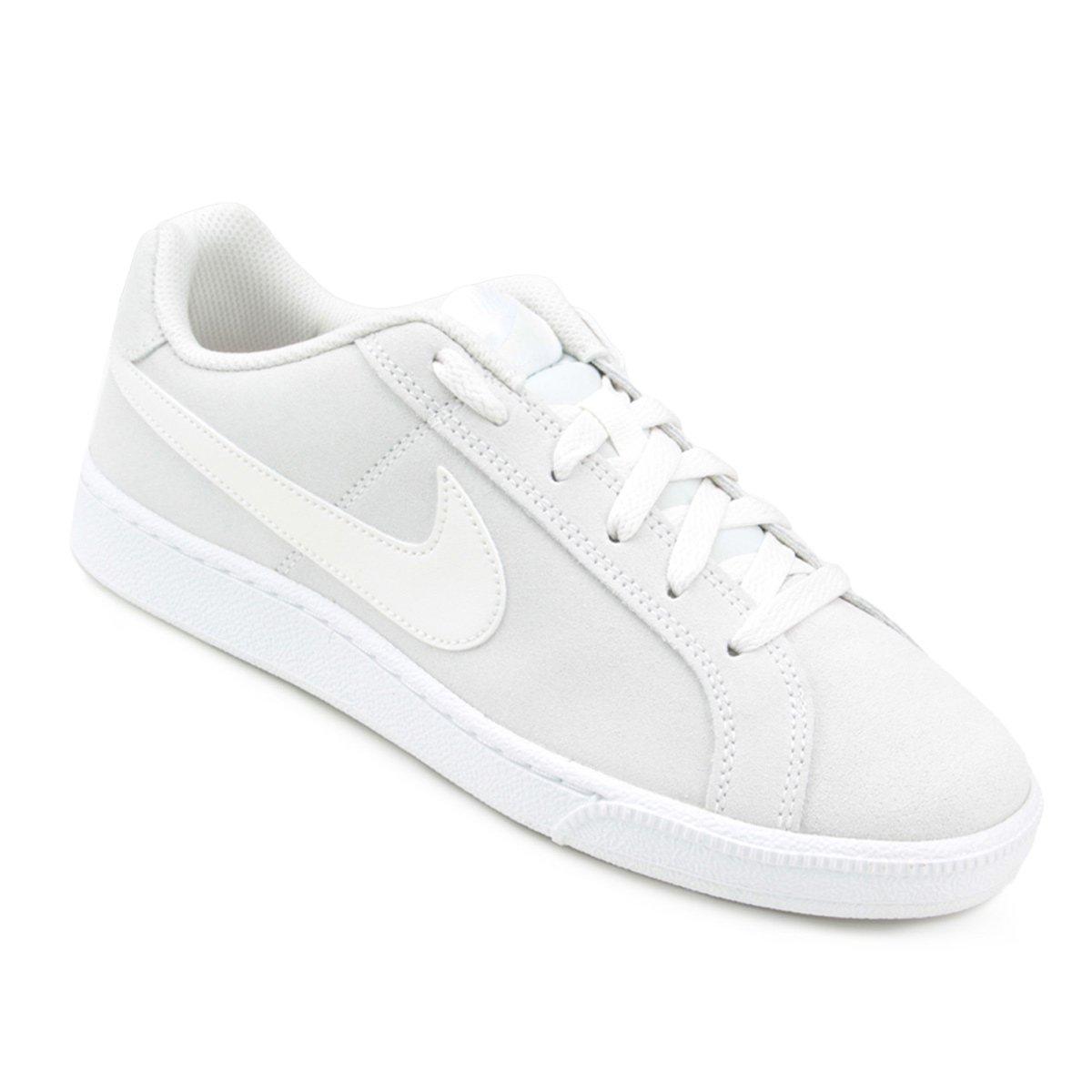 Tênis Nike Wmns Court Royale - Branco - Compre Agora  cbbcd0c92da32