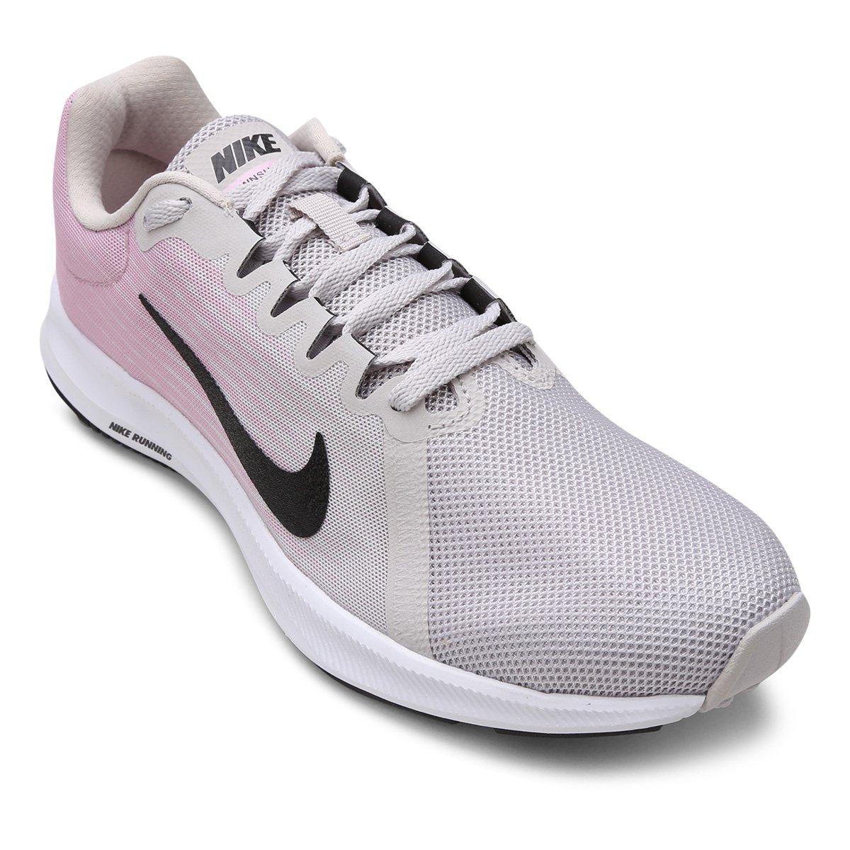d78e9a9a4d Tênis Nike Wmns Downshifter 8 Feminino - Cinza - Compre Agora
