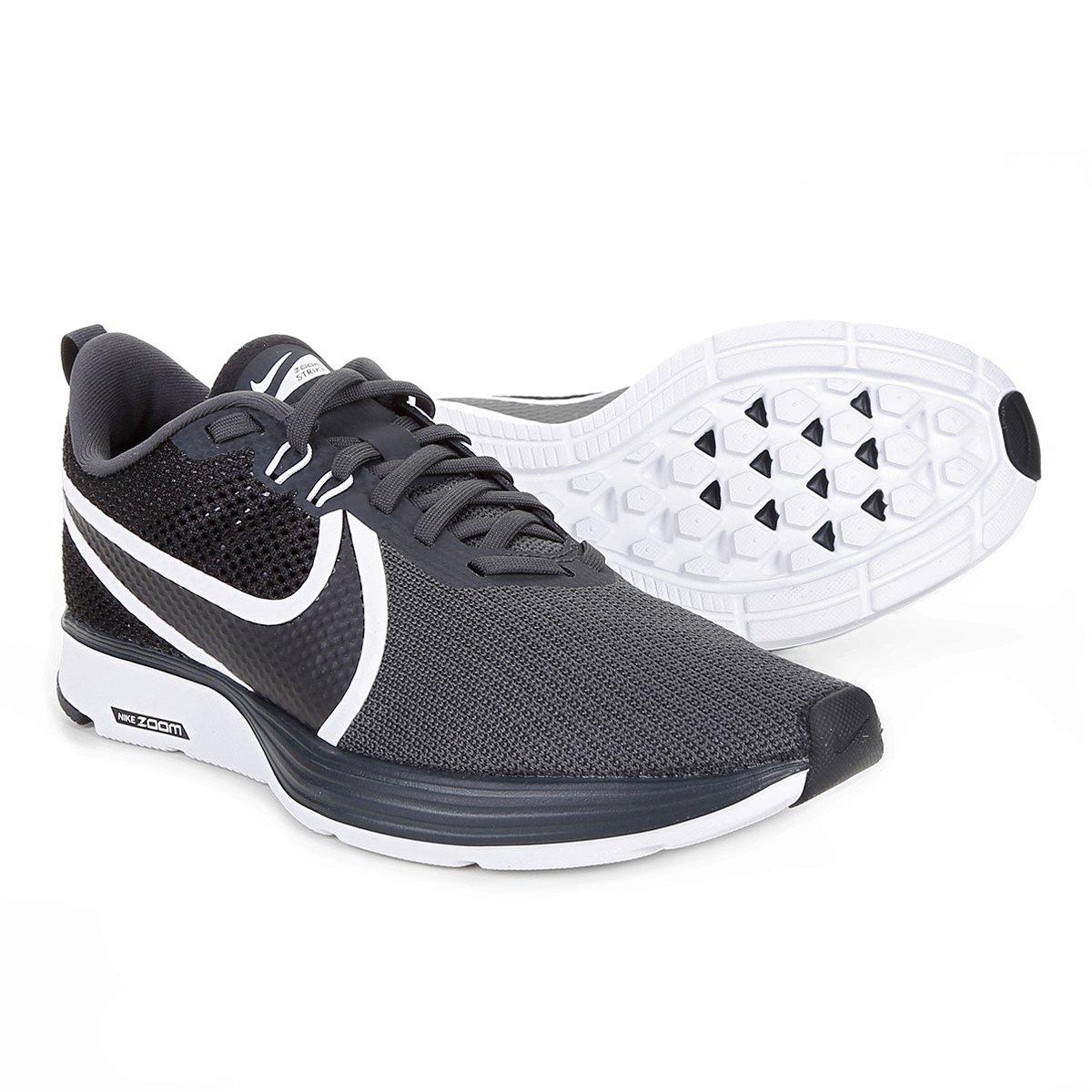 5920f70197a Tênis Nike Zoom Strike 2 Masculino - Preto e Branco - Compre Agora ...