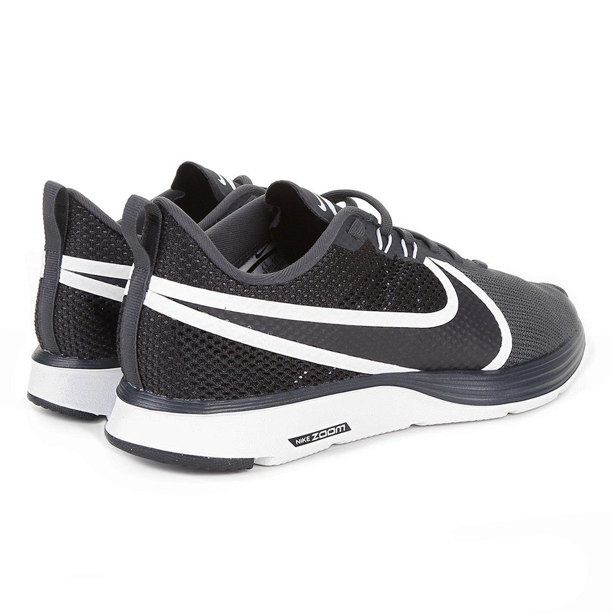 Tênis Nike Zoom Strike 2 Masculino - Preto e Branco - Compre Agora ... 48d3ceb6b42a4