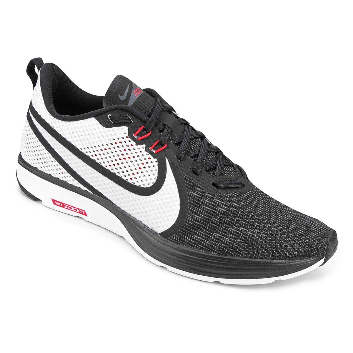 cbbdcec36 Tênis Nike Zoom Strike 2 Masculino - Preto e Gelo - Compre Agora ...