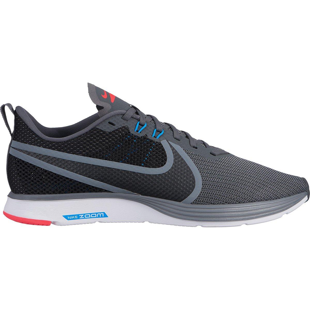designer fashion 8d372 623c0 Tênis Nike Zoom Strike 2 Masculino - Preto e Cinza   Shop Timão