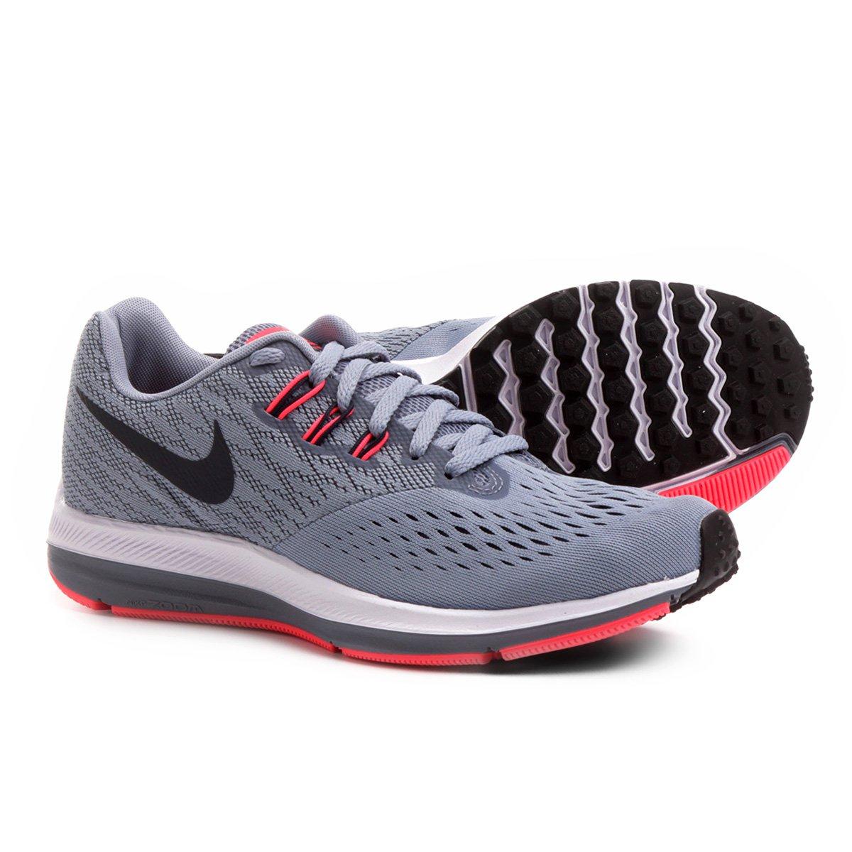 4f746e254 Tênis Nike Zoom Winflo 4 Feminino - Compre Agora
